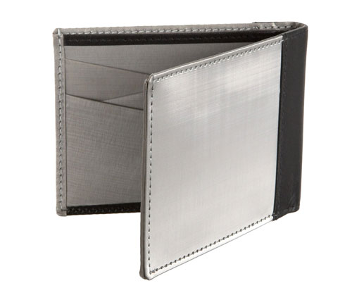 stewart stand wallet stainless steel carbon