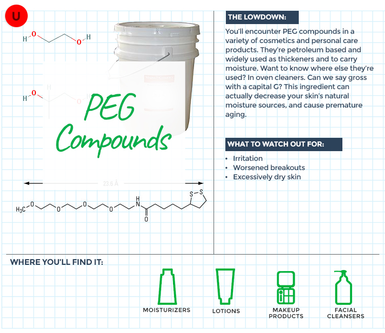PEG compounds