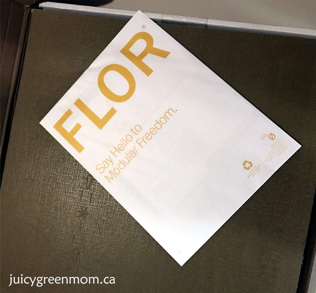 FLOR carpet tiles juicygreenmom