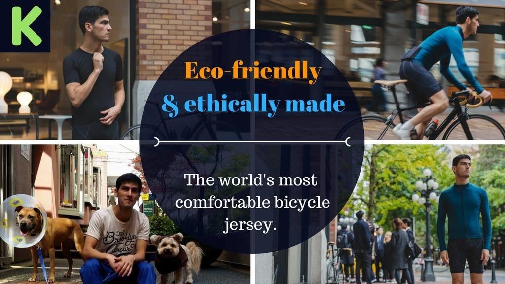 pillar heights bicycle jersey kickstarter campaign