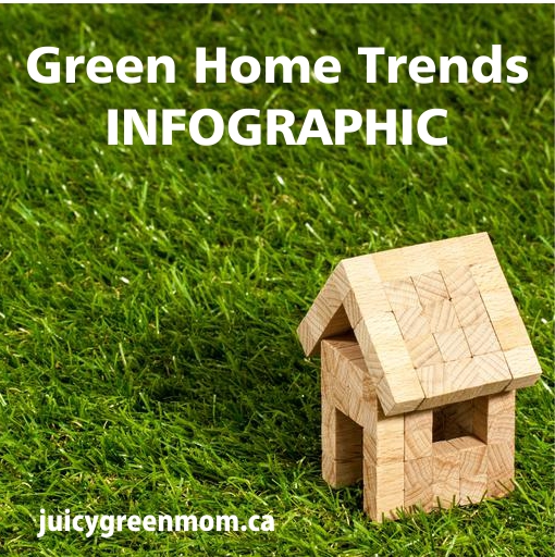 green home trends infographic juicygreenmom