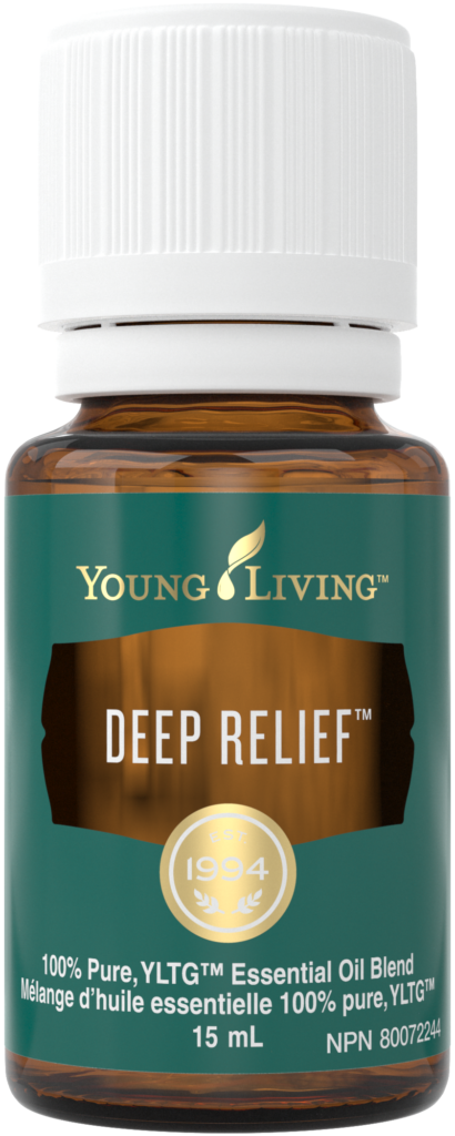 Deep Relief young living essential oils