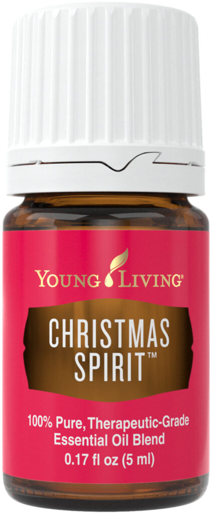 christmas spirit essential oil blend young living