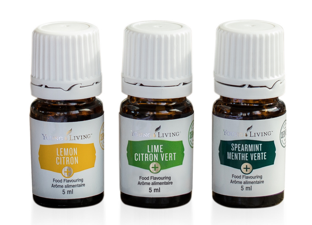 young living sweet delights plus line food flavouring set