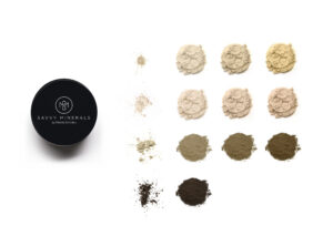 savvy minerals foundation powder young living all shades