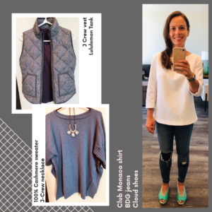 how to shop second hand clothing like a boss angele and 2 tops