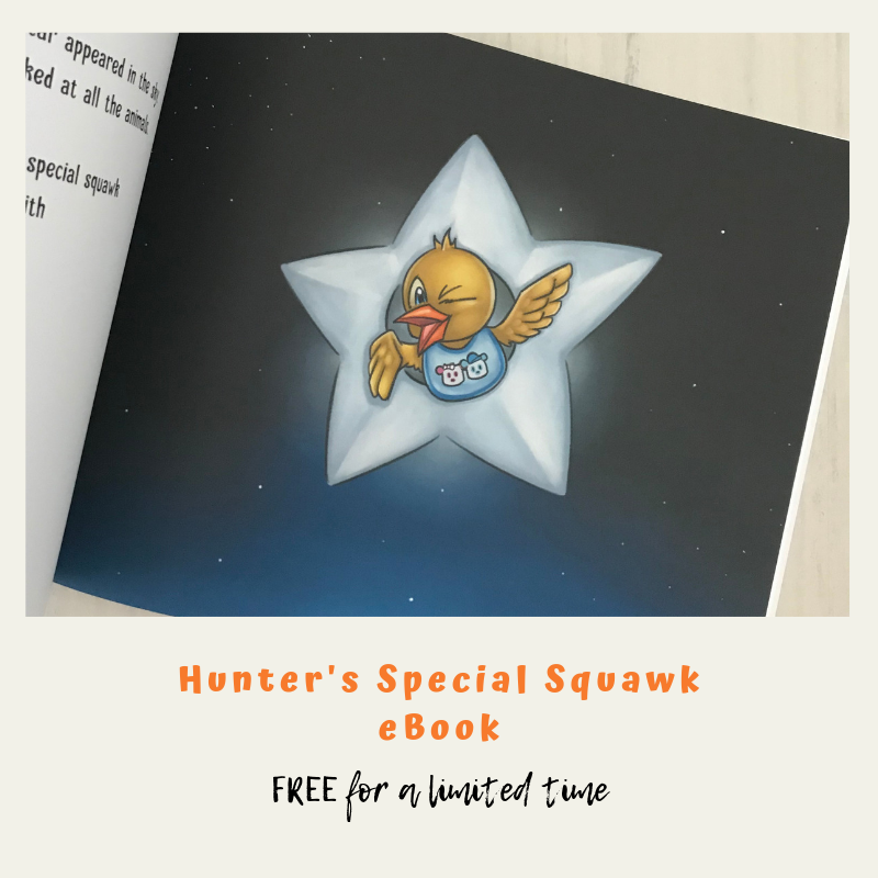Hunter's Special Squawk ebook free for a limited time juicygreenmom