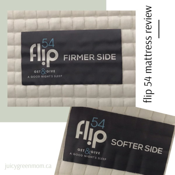 flip 54 mattress review juicygreenmom