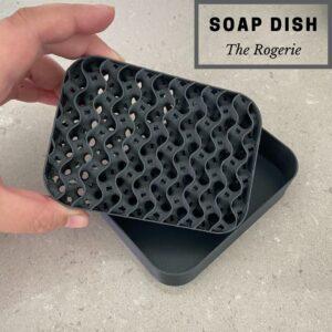 the rogerie soap dish juicygreenmom