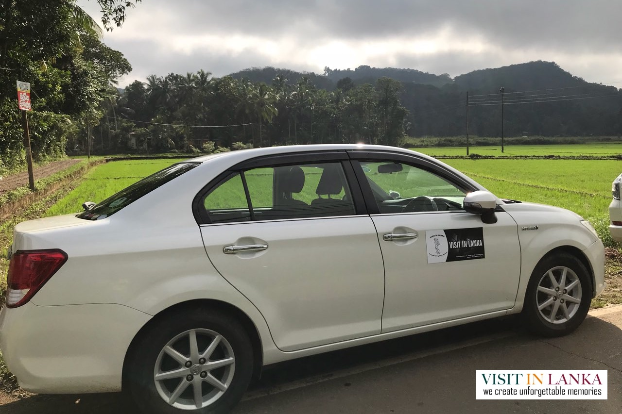 Car Hire With Driver Sri Lanka toyota axio