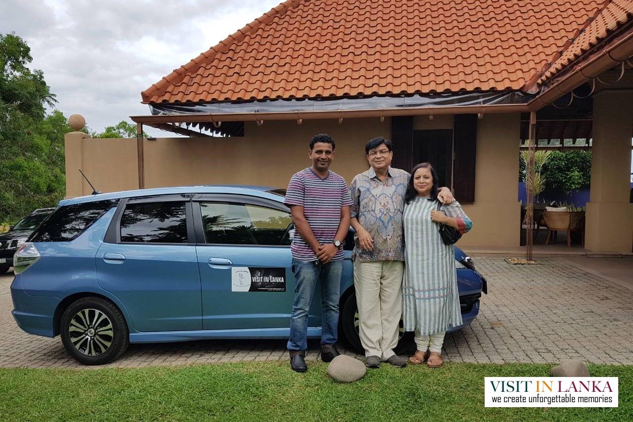 Car Hire With Driver Sri Lanka honda fit