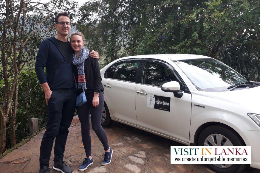rent a car with driver sri lanka toyota axio car