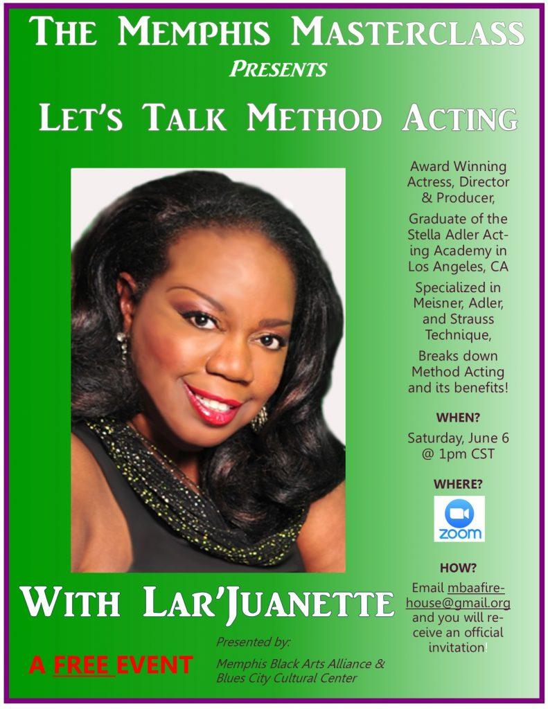 Table Talk LarJuanette