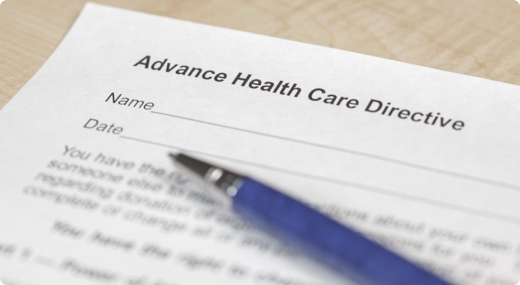An Advance Health Care Directive for COVID-19