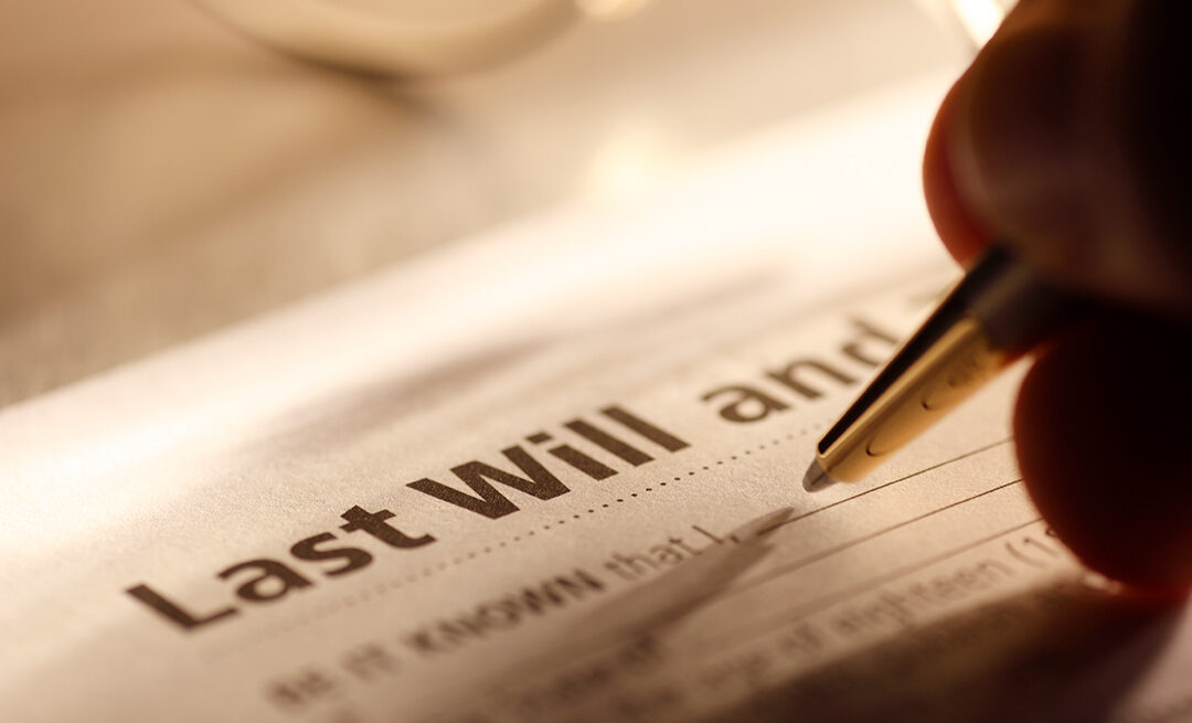 Online Wills? Where and When Not to During COVID-19