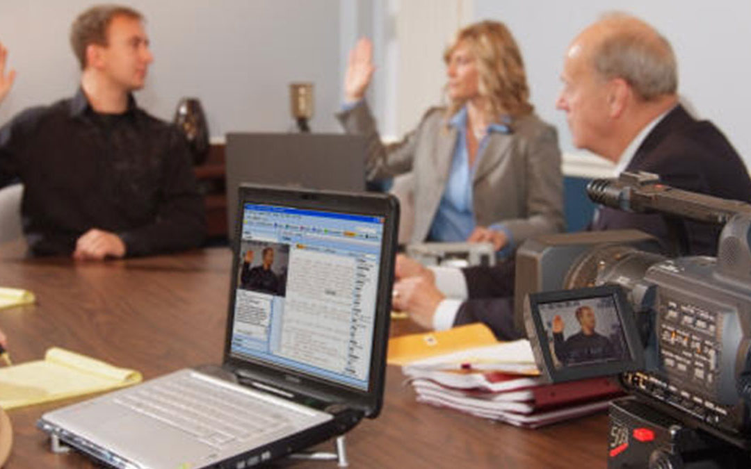 The Court Reporting Deposition Process