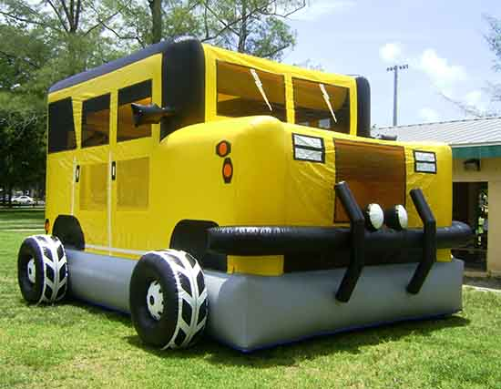 Hummer Bounce House