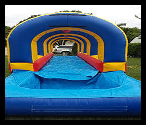 Slip & slide rental