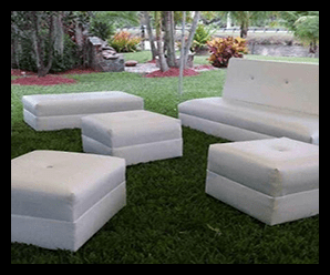 Lounge furniture rentals - Call for Pricing