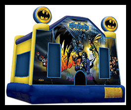 Batman Bounce House $100