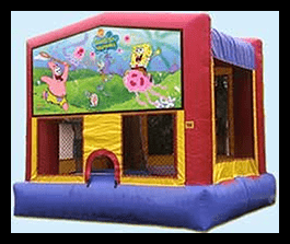 SpongeBob - Bounce House 13x13 $90.00