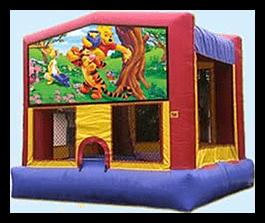Winnie pooh - Bounce House 13x13 $90.00
