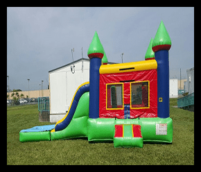 Bounce House and Slide 3 en 1 150.00