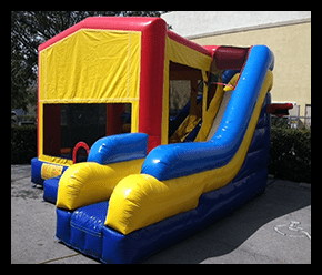 Bounce House and Slide 7 en 1 $180.00