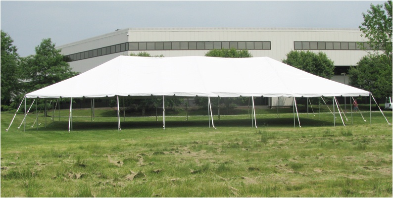 tent rentals in Miami pole tent