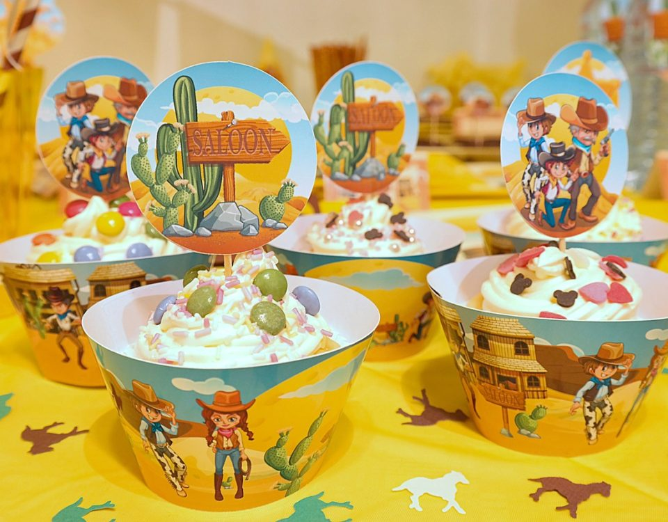 Party Rentals in Miami, Fl-Western cowboy kids party