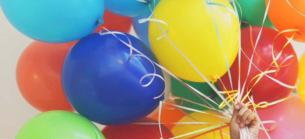 Party rentals in Miami, FL party balloons
