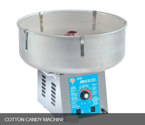 Cotton candy machine rental Miami