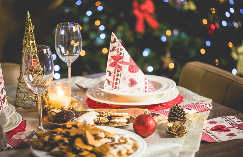 Christmas party rentals ideas