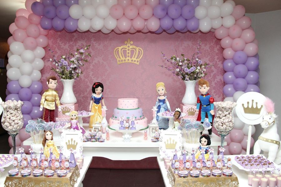 Birthday Party Theme Options for Children
