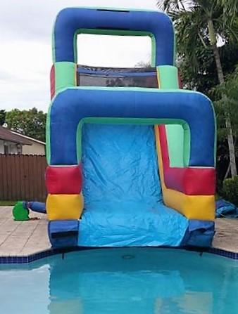Water slides rentals Miami