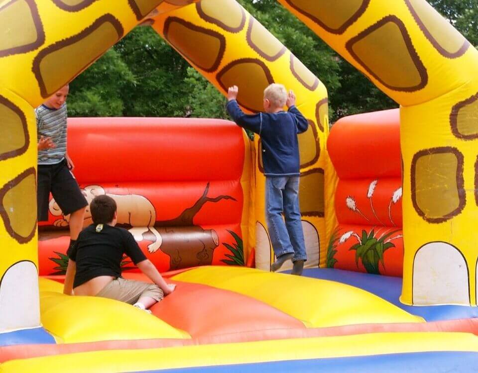 Bouncy House Rentals jumping kid's