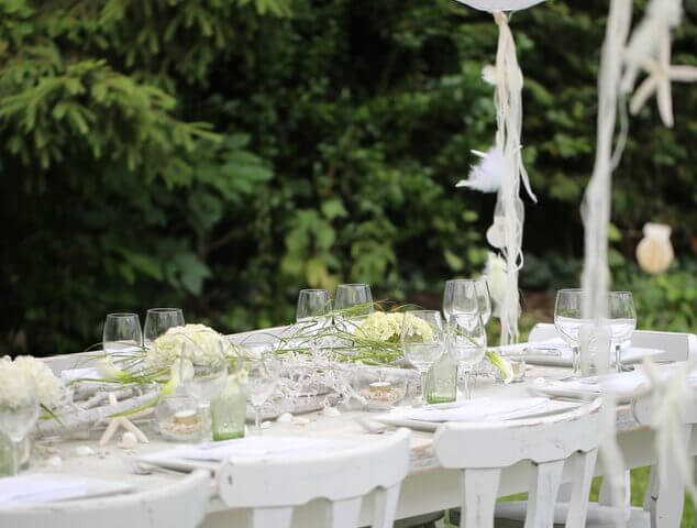 Renting Party Chairs for an Occasion