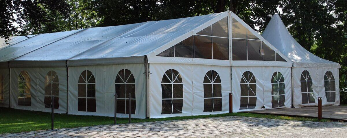 marquee party tent rentals