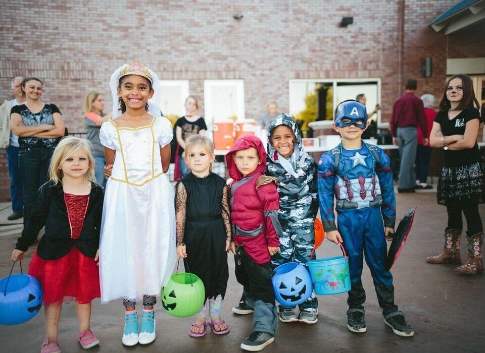 Halloween party ideas 2020