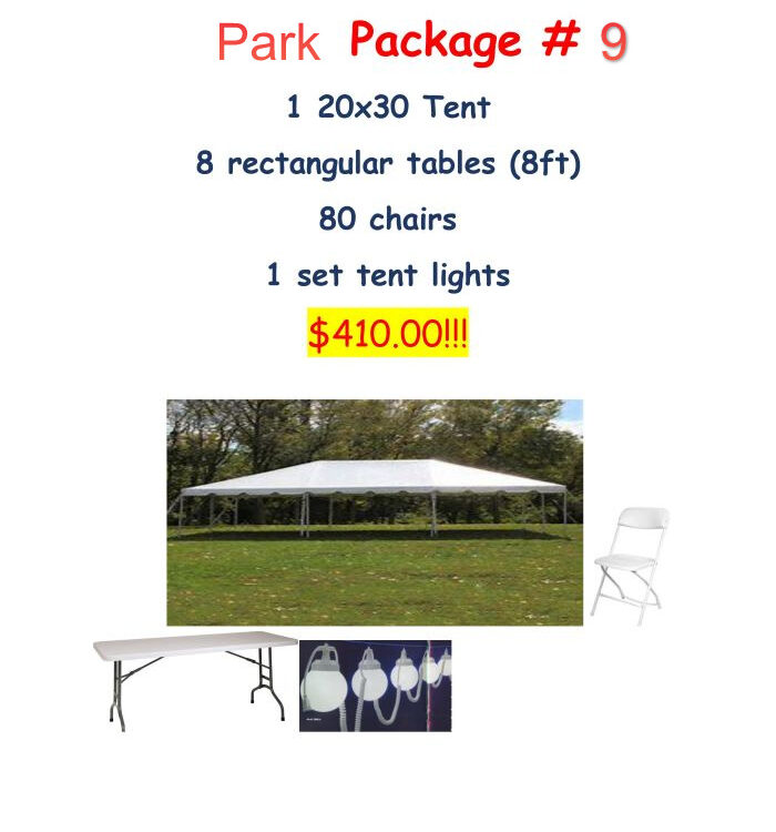 park rental package #9