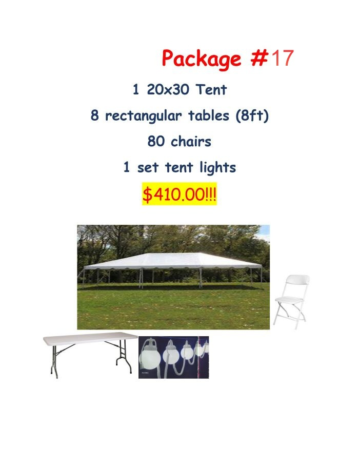 party package 17