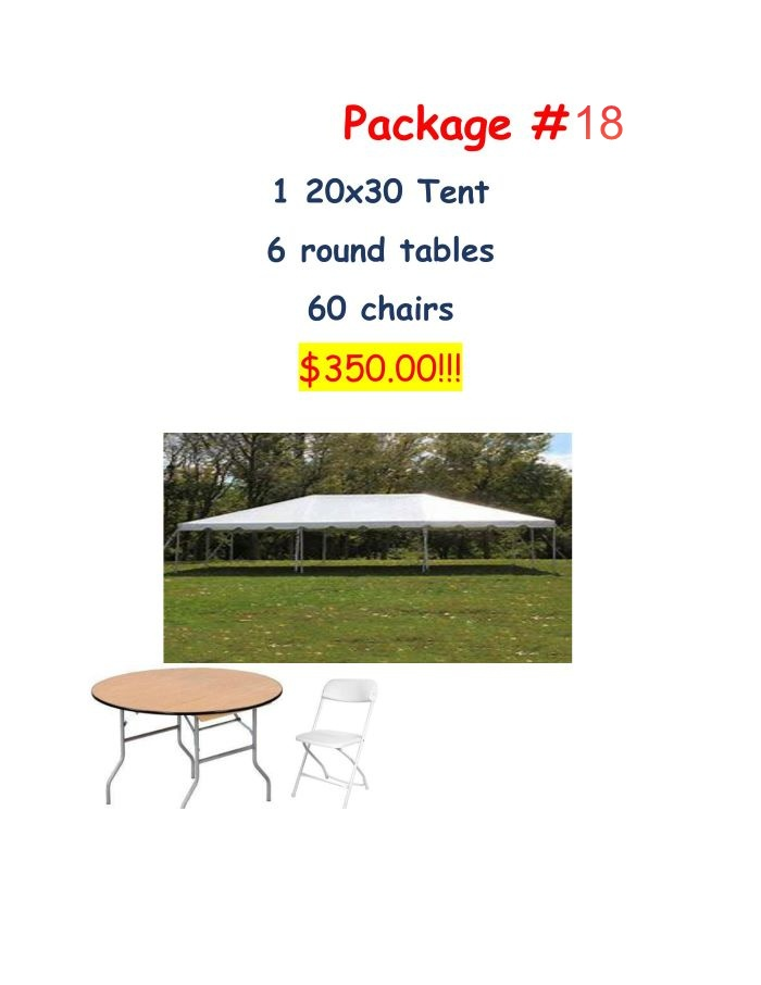 party package 18
