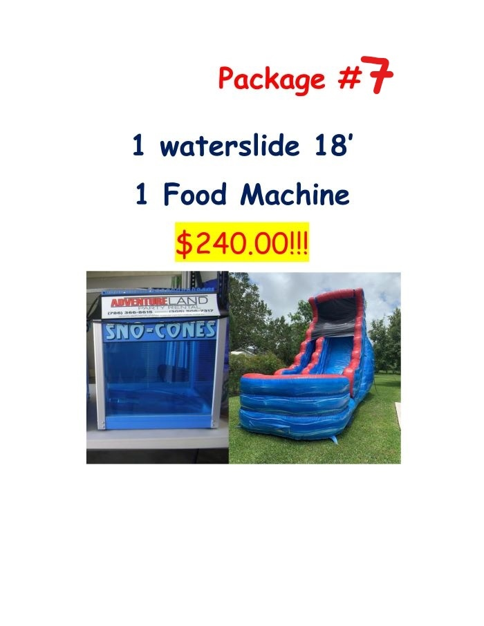 party package Miami #7