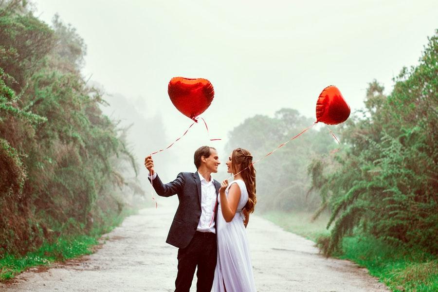 professional wedding planner services Valentines Day
