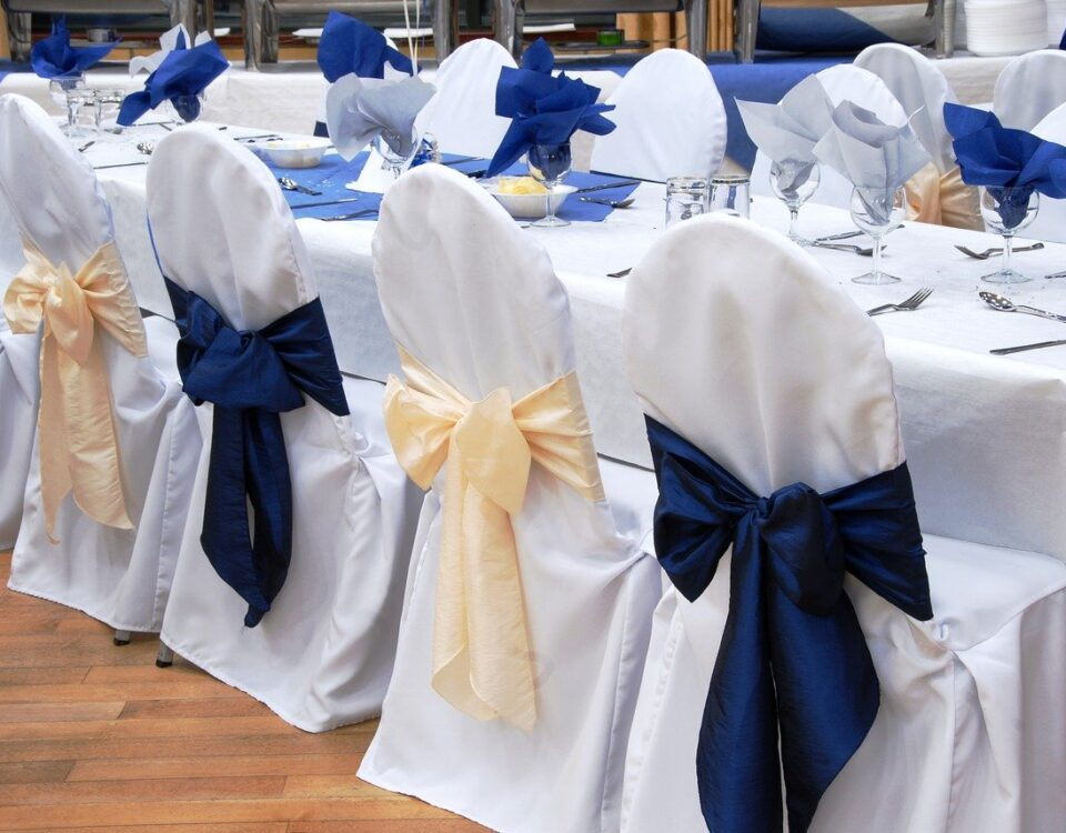 event chair covers rentals