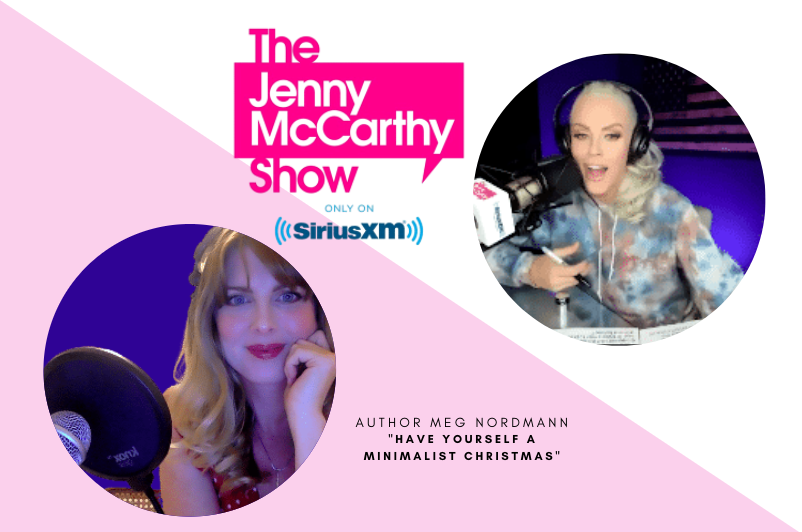 Author Interview on the Jenny McCarthy Show