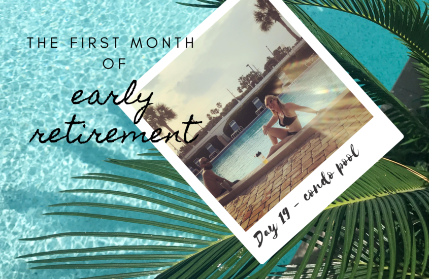 Here's What the First Month of 'Early Retirement' Has Been Like