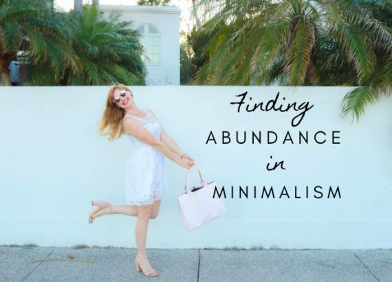 meg nordmann personal finance minimalism abundance
