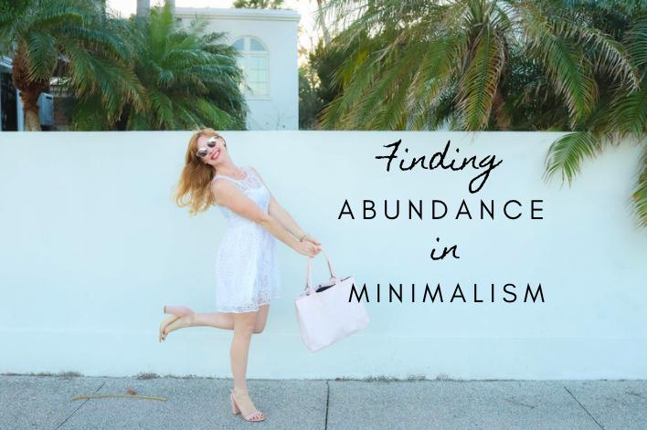 Finding Abundance In Minimalism