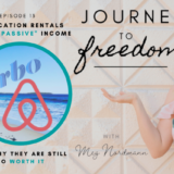 meg nordmann airbnb passive income financial independence